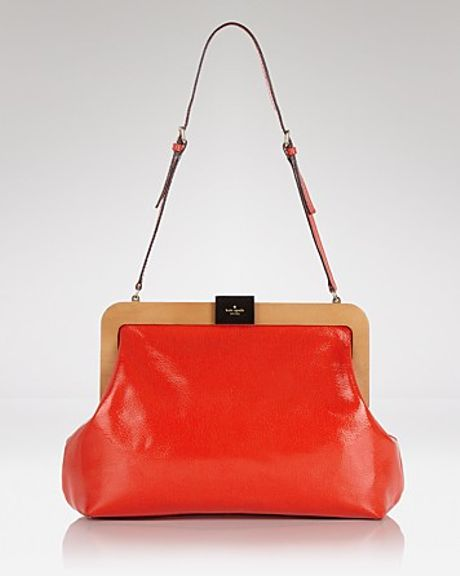 Kate Spade Red Shoulder Bag 12