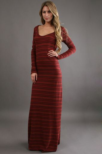 Saint Grace Maxi Dress  - Lyst