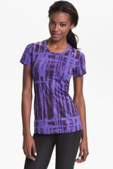 Under Armour Hot Shot Print Tee - Lyst