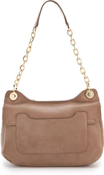 Tory Burch Megan Shoulder Bag Taupe 53