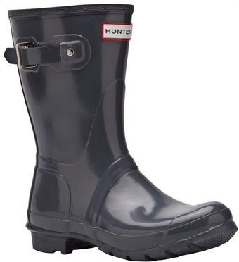 Hunter Original Short Rain Boot - Lyst