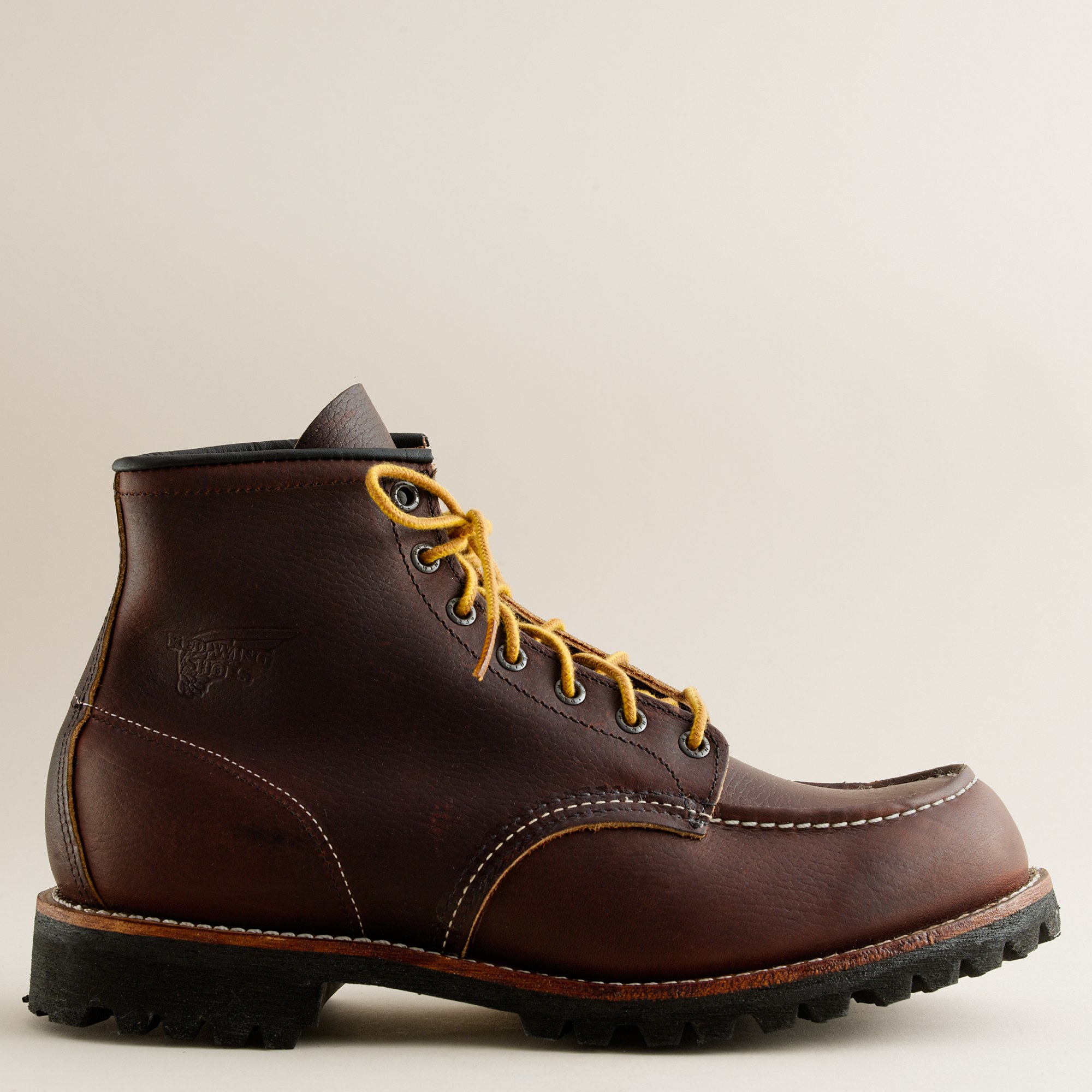 J.crew Red Wing® For J.crew Rugged Classic Boots in Brown for Men ...