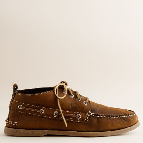 Mens Sperry Top Sider Authentic Original Chukka Casual Shoe