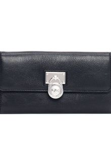 Michael by Michael Kors Large Hamilton Flap Wallet - Lyst