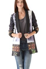Clover Canyon Waterfall Jacket - Lyst