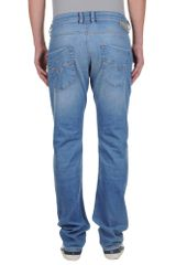 Diesel Denim Pants in Blue for Men - Lyst