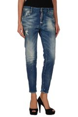 DSquared2 Denim Pants - Lyst
