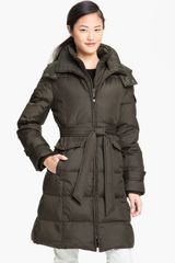 Ellen Tracy Quilted Walking Coat - Lyst
