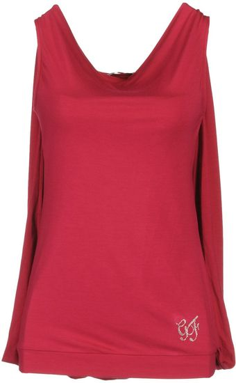 Gianfranco Ferré Sleeveless Tshirt - Lyst