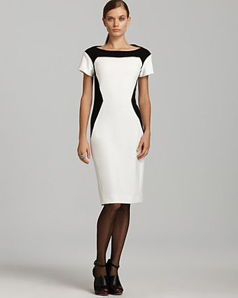 Rachel Roy Cut Back Dress - Lyst