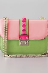 Valentino Glam Lock Small Bag  - Lyst