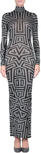 Gareth Pugh 34 Length Dress - Lyst
