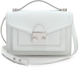 Loeffler Randall The Mini Rider Bag - Lyst