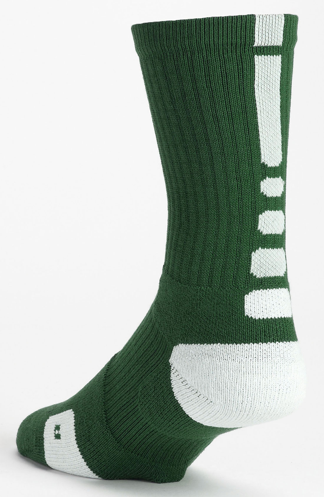 Nike Elite Basketball Crew Socks in Green for Men | Lyst