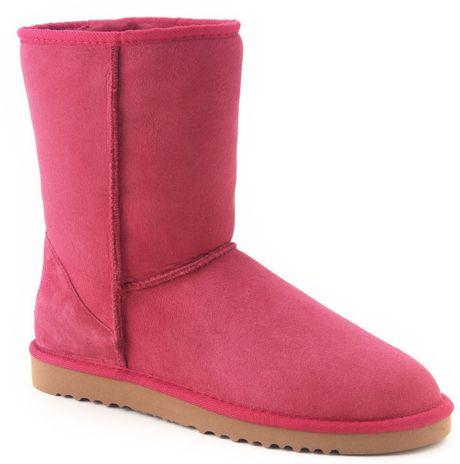 ugg classic pink
