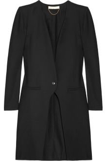 Vanessa Bruno Stretch Wool Twill Blazer - Lyst