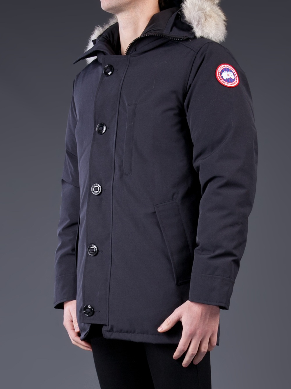 canada goose expedition parka uomo