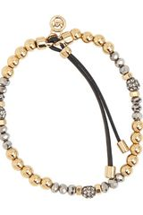 Michael Kors Brilliance Stretch Fireball Bead Bracelet - Lyst