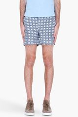 Orlebar Brown  Setter Wicker Swim Shorts - Lyst