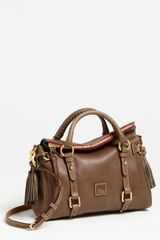 Dooney & Bourke Mini Satchel - Lyst