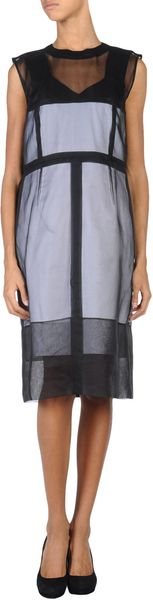 Celine Short Dress - Lyst