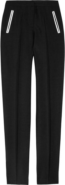 J.W. Anderson Mohair and Wool Blend Cigarette Pants - Lyst