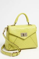 Kate Spade Post Street Little Nadine Satchel - Lyst