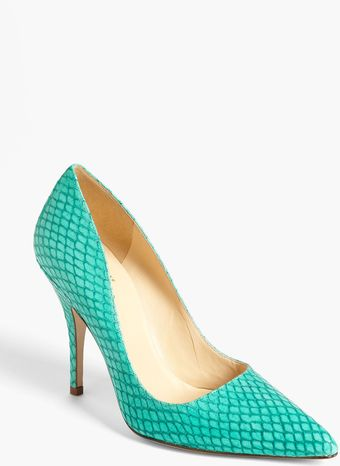 Kate Spade Licorice Too Pump - Lyst