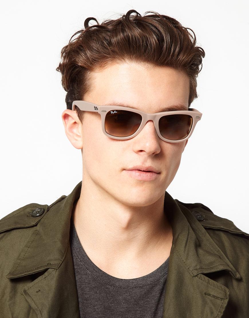 Mens Ray Bans Sunglasses  wayfarer mens sunglasses ray ban money in the banana stand