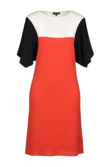 Vionnet Short Dress - Lyst