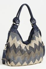 Big Buddha Faux Leather Hobo - Lyst