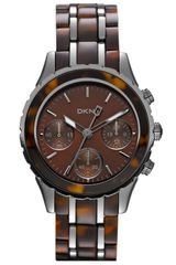 DKNY Brooklyn Chronograph Bracelet Watch - Lyst