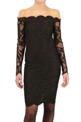 Emilio Pucci Guipure Viscose Lace Dress - Lyst