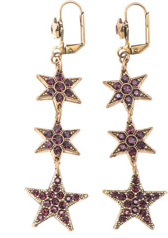 Isabel Marant Stars Light Earrings - Lyst