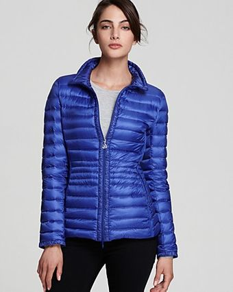 Moncler Ire Lightweight Down Jacket - Lyst