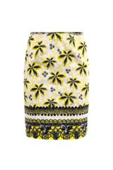 Prabal Gurung Printed Pencil Skirt - Lyst