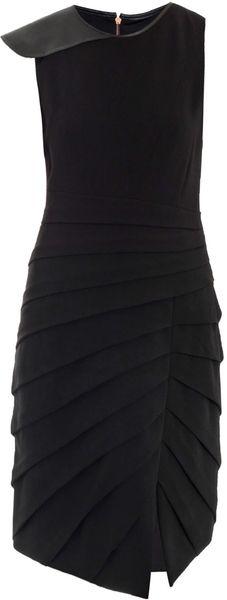 Rag & Bone Origami Dress - Lyst