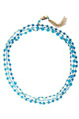 Rosantica Rosarietto Agate Necklace - Lyst