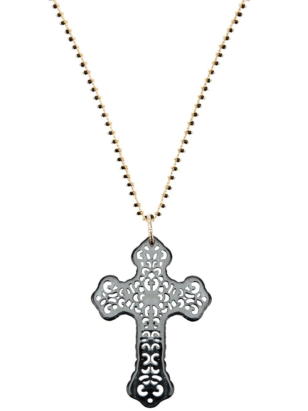 JEWELLERY - Necklaces Almala gK96G