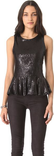 Find a Women's Black Sequin Top or a Juniors Black Sequin Top at Macy's. Macy's Presents: The Edit - A curated mix of fashion and inspiration Check It Out .