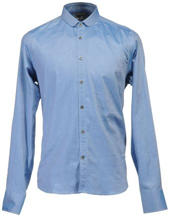 Paul & Joe Long Sleeve Shirt - Lyst