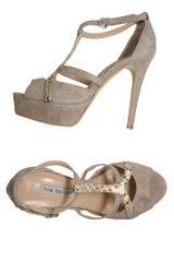 The Seller Platform Sandals - Lyst