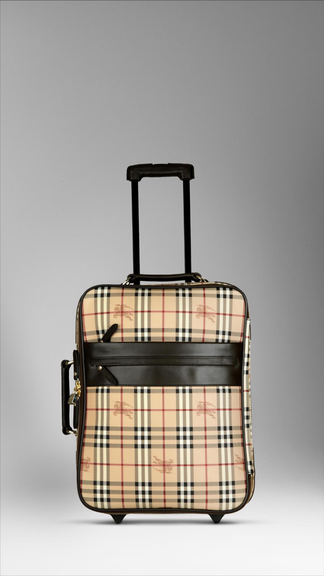 Burberry Hand Luggage Bag