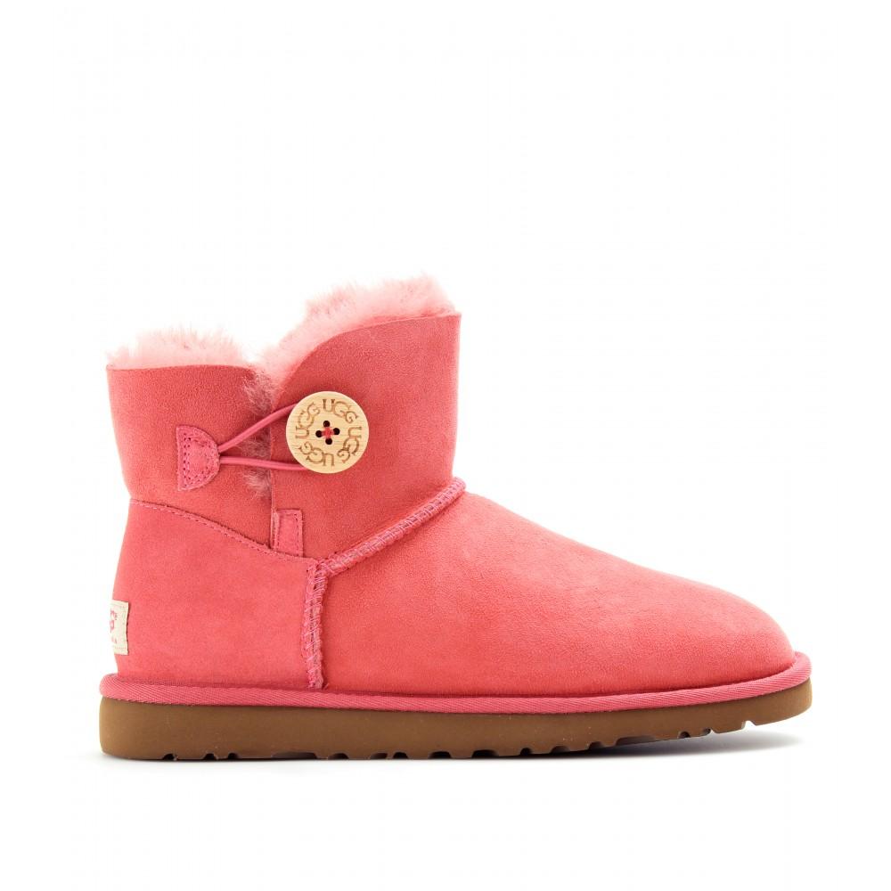 ugg boots rosa mini