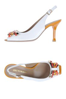 Bruno Magli Highheeled Sandals - Lyst