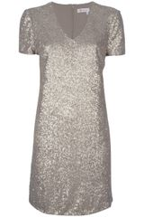 Project D Sequin Dress - Lyst