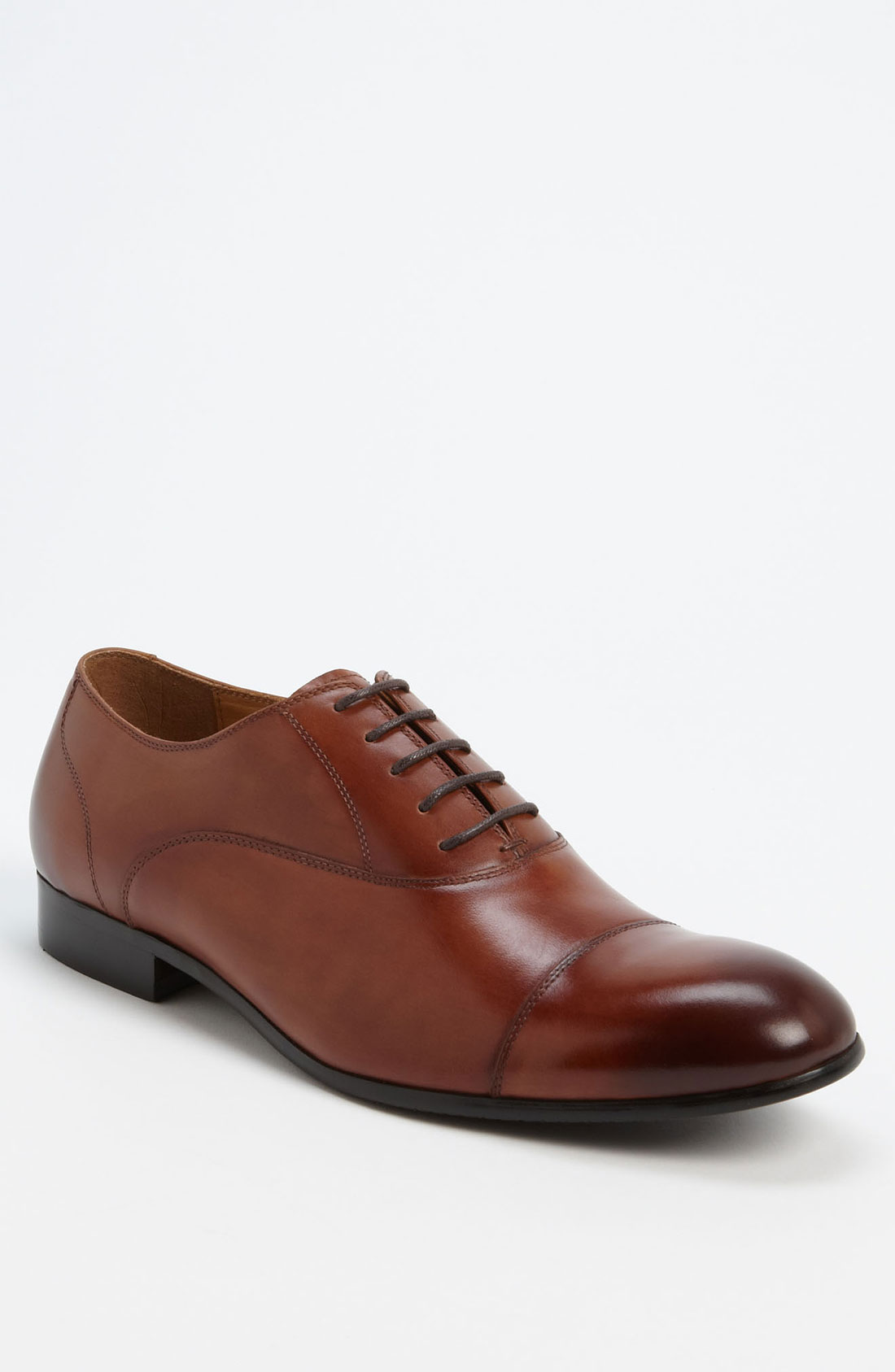 Aldo Johniken Cap Toe Oxford In Brown For Men Tan Lyst