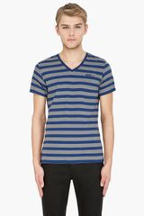 Diesel  Striped Umteemichael T-Shirt