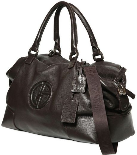 leather weekend bags for men - photo #18