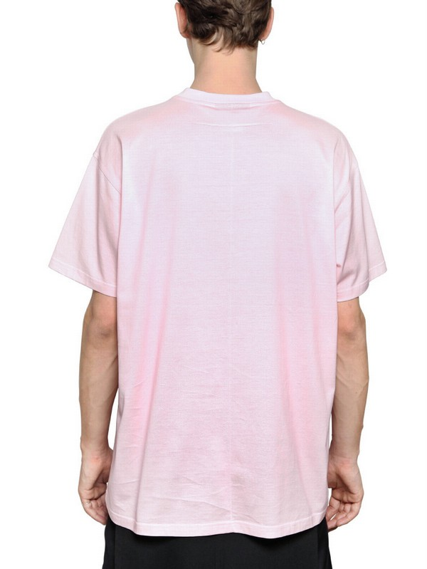Givenchy Madonna Print Jersey Oversized T-shirt in Pink for Men | Lyst